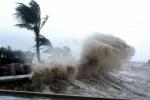 Bão số 2 đổ bộ đất liền: Cấm biển, đưa tàu thuyền tìm nơi tránh trú an toàn