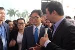 Video: PTT Vũ Đức Đam thăm gian trưng bày của VTC tại Hội báo toàn quốc 2018