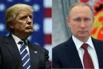 Hé lộ địa điểm ông Trump muốn gặp Tổng thống Putin sau khi nhậm chức