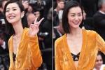 Loạt mỹ nhân Trung Quốc tự tin lộ ngực phẳng trên thảm đỏ Cannes