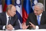 Quan hệ Nga-Israel liệu có bị hủy hoại sau khi máy bay Nga bị bắn hạ?