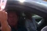 Trung tướng Võ Văn Liêm lăng mạ CSGT không chấp nhận bằng chứng xe vi phạm của cảnh sát