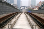 Đường ray tàu tuyến Cát Linh - Hà Đông gỉ sét: Ban quản lý dự án nói gì?