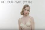 Khám phá lịch sử 'tiến hóa' của chiếc áo ngực không phải chị em nào cũng biết