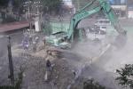 Ảnh: Phá dỡ khu tập thể cũ trên 'đất vàng' ở Hà Nội xây cao ốc 27 tầng