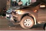 4 người bị ô tô tông chết khi đi bộ sang đường ở Thái Nguyên