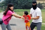 Bắt cóc con riêng của người tình để tống tiền, đâm trọng thương công an