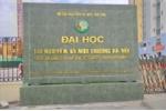 Gan 2.000 thi sinh trung tuyen Dai hoc Tai nguyen va Moi truong Ha Noi nam 2018 hinh anh 1