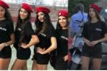 Video: Dàn nữ cảnh sát xinh đẹp, nóng bỏng mặc quần đùi làm nhiệm vụ