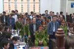 Video: Toàn cảnh phiên xét xử ông Đinh La Thăng và đồng phạm sáng 9/1
