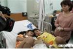 Cháy chung cư cao cấp ở quận 8 TP.HCM: Hai bé sinh đôi hoảng loạn sau khi được cứu