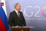 Video: Tổng thống Putin hài hước trả lời về kịch bản phim Mỹ