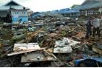 Đỉnh điểm tang thương trong thảm họa ở Indonesia: Phát hiện 34 thi thể sinh viên dưới đống đổ nát