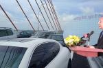 Video: Thủ tướng phát lệnh thông xe cao tốc Hạ Long - Hải Phòng và cầu Bạch Đằng