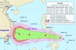 Bão số 9 áp sát bờ ảnh hưởng thế nào tới miền Trung?