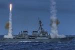 Video: Tên lửa không chịu rời bệ phóng, phát nổ ngay trên chiến hạm của Đức