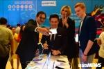Asanzo chính thức mở bán dòng smartphone 'pin trâu', 'selfie thật'