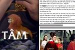 Phim cổ trang Việt dùng hình thêu nhân vật Walt Disney gây bức xúc