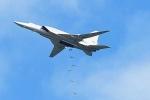 Video: Oanh tạc cơ Tu-22M3 ồ ạt ném bom IS