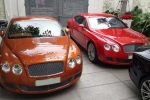 Đại gia Việt cuồng xe sang hơn cả giới nhà giàu Singapore