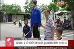 Clip: Đà Nẵng có robot dẫn người qua đường