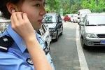 TQ: Giả làm cảnh sát giao thông kiếm tiền tiêu Tết