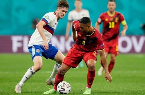 Xem trực tiếp bóng đá EURO 2020 Bỉ vs Phần Lan trên kênh nào?