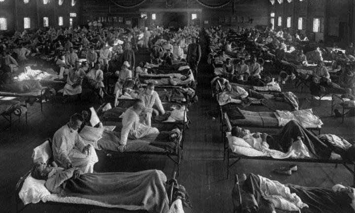 Dịch cúm lớn nhất lịch sử nhân loại: Một phần ba dân số thế giới nhiễm cúm Tây Ban Nha thế nào? - 1