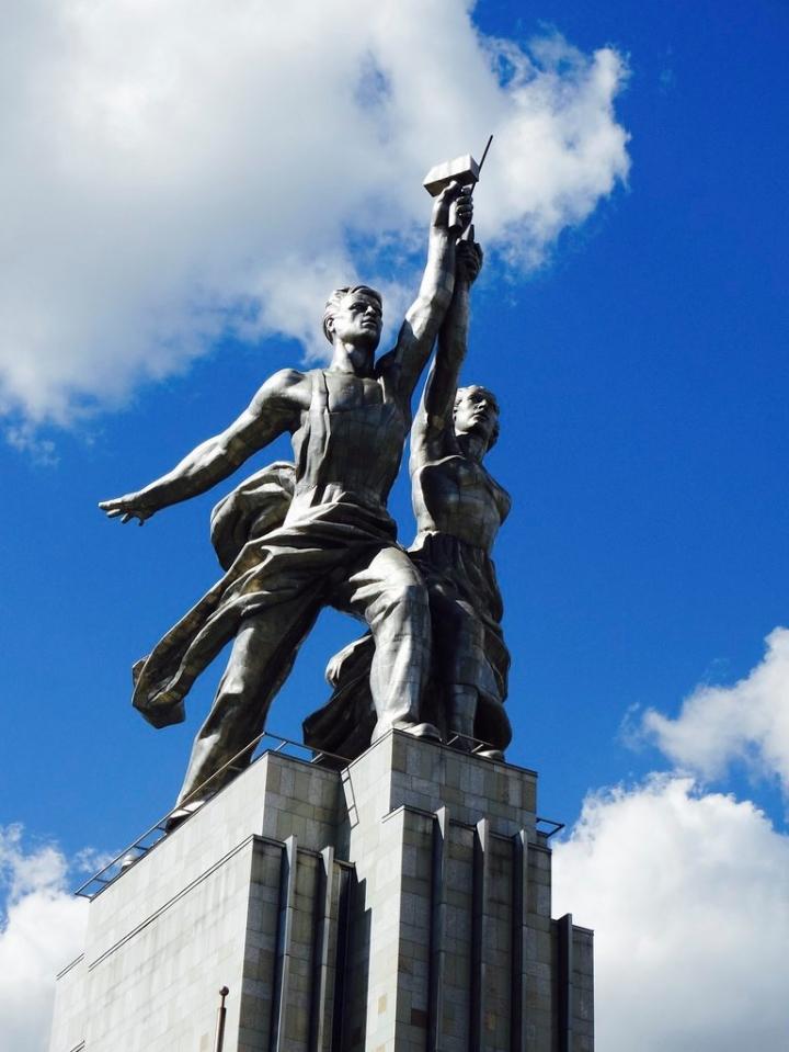 Biểu tượng búa liềm của Đảng Cộng sản có từ khi nào? - 3
