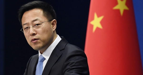 چین انکار کرد که کارمندان آزمایشگاه ووهان در نوامبر 2019 در بیمارستان بستری شده اند - 1