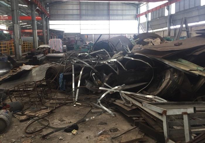 Công ty phế liệu Việt Đức: Cơ sở thu mua phế liệu Bình Dương giá cao tận nơi - 2