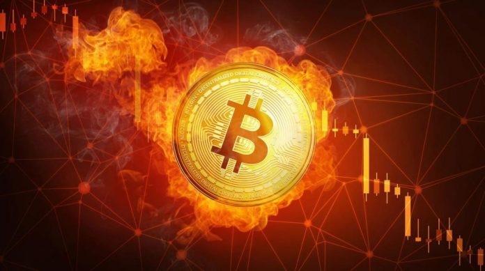 Bitcoin giảm thê thảm trong 24 giờ gần nhất.