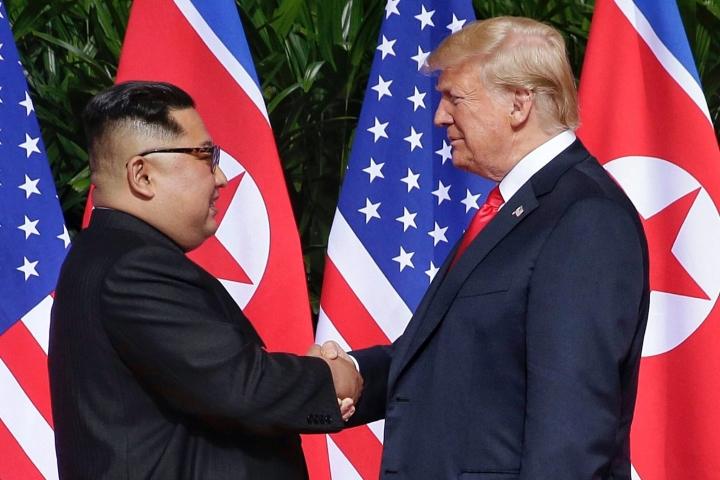 Các quốc gia có quan hệ đặc biệt với ông Trump - 1
