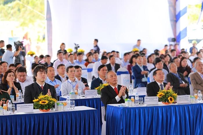 Động thổ dự án chăn nuôi bò sữa và chế biến sữa công nghệ cao tại Cao Bằng - 2