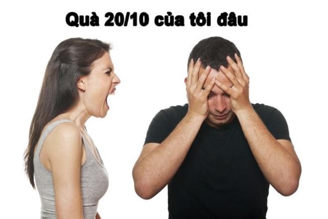 Ảnh chế 'bá đạo' về ngày 20/10 khiến dân mạng cười lăn - 4