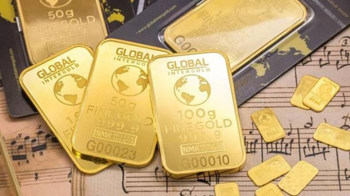 Giá vàng tiếp tục chững lại, được dự đoán tăng trong tuần này - 1