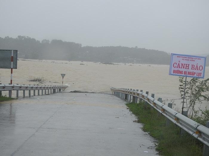 Cán bộ đi họp đồng hương tại TP.HCM lúc mưa lũ, Bí thư huyện ở Hà Tĩnh nói gì? - 1