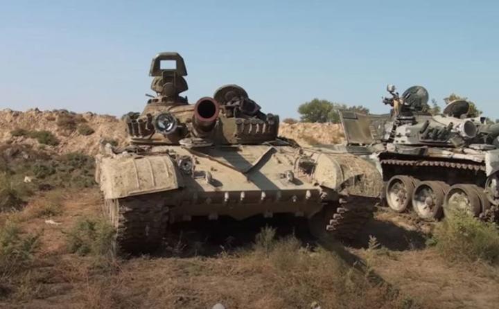 Vì sao chiến thuật xe tăng thất bại trong xung đột Azerbaijan-Armenia? - 2
