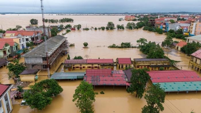 Thiên tai sẽ cướp đi hàng tỷ USD tăng trưởng kinh tế của Việt Nam - 1