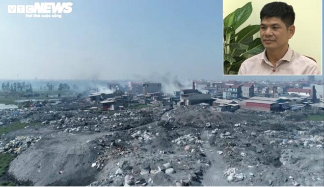 Kinh hãi 300 ống khói xả thẳng lên trời ở làng tái chế nhôm lớn nhất miền Bắc - 20