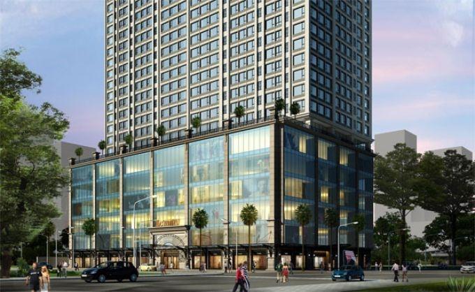 Bất động sản 'đóng băng', giá thuê kiot chung cư Hà Nội vẫn tăng mạnh - 1