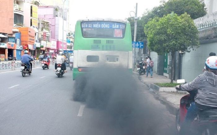 Xe bus điện: Khởi đầu một lối sống văn minh - 1