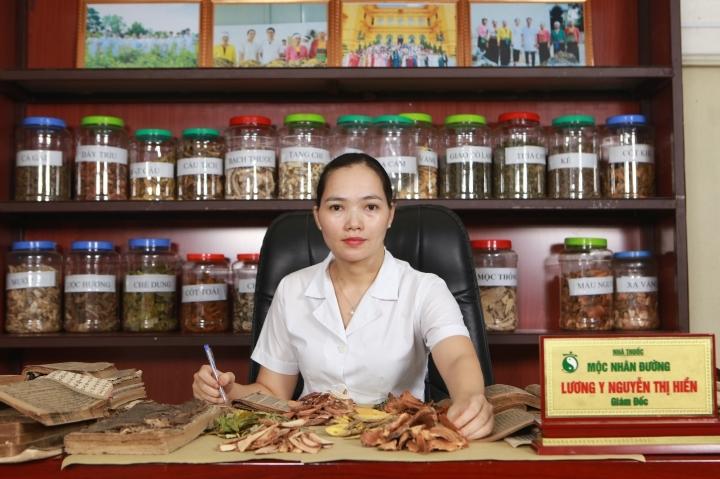 Lương Y Nguyễn Thị Hiền – Kho Báu Thuốc Nam Của Người Việt - 1