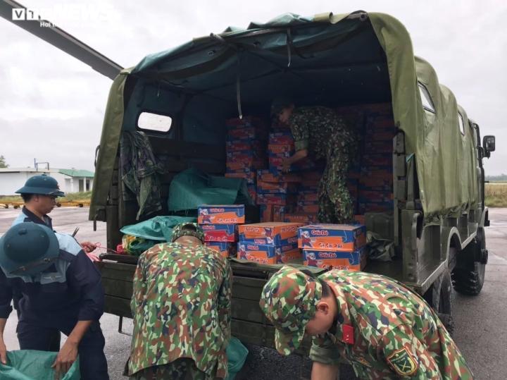 Chủ tịch MTTQVN Quảng Trị: Lương khô chưa về, sao cán bộ có thể chia nhau - 1