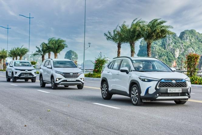 Dàn SUV Toyota gây ấn tượng trong hành trình Hà Nội - Quảng Ninh - 2