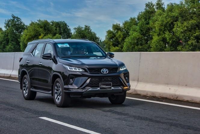 Dàn SUV Toyota gây ấn tượng trong hành trình Hà Nội - Quảng Ninh - 5