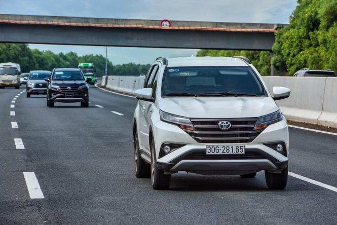 Dàn SUV Toyota gây ấn tượng trong hành trình Hà Nội - Quảng Ninh - 7