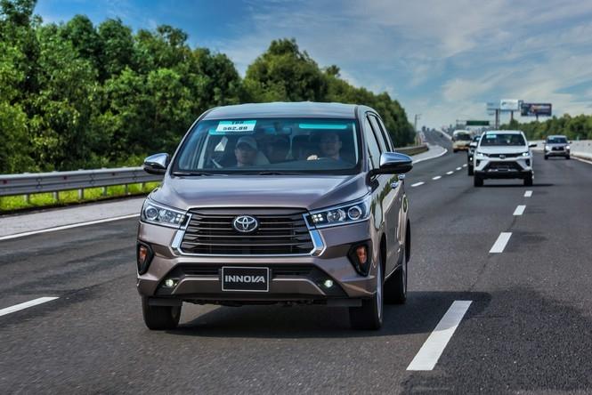 Dàn SUV Toyota gây ấn tượng trong hành trình Hà Nội - Quảng Ninh - 8