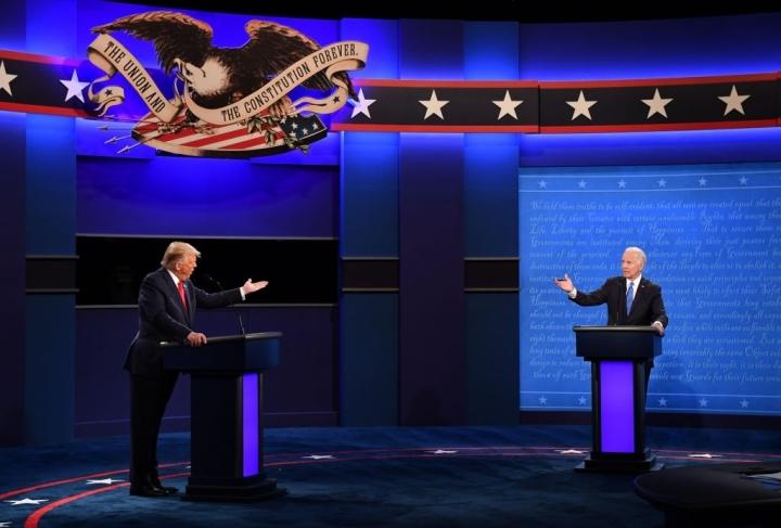 Chuyên gia: Trump gây ấn tượng hơn Biden - 1