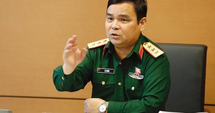 Tướng Lê Chiêm: 'Chia lương khô cứu trợ làm quà' là bài học cảnh báo từng xảy ra - 1